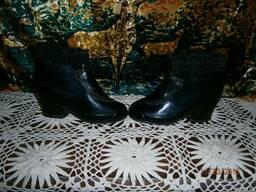 Ботинки Раритет. Дорого! Vintage Cапожки- галоши, неношеные