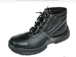 Ботинки с мет. носком, рабочая обувь, спецобувь