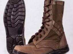 """Ботинки с высокими берцами """"Мустанг 3"""""""