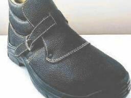 Ботинки сварщика, модель 2107 WB S1