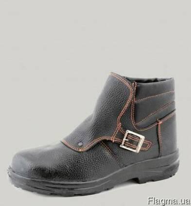 Ботинки Велдер-ГУМА
