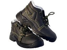 Ботинки зимние рабочие с мехом без металлического носка «BR