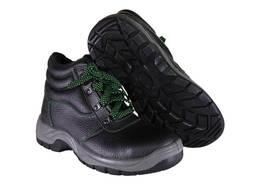 Ботинки зимние рабочие с мехом и металлическим подноском