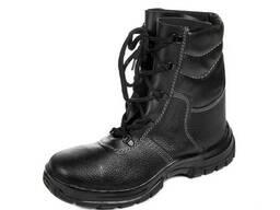 """Ботинки литьевые """"Профи-Омон"""", утепленные, с высокими берцам"""