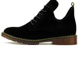 Ботинки Zumer 21129 Же 561177 Черные