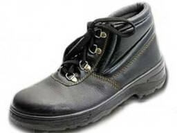 Ботинки рабочие утепленные натуральная кожа в наличии