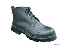 Ботинок отрезной носок клеепрошив