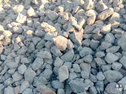 Бой бетона, дробленый бетон