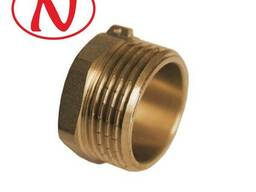 "Brass Cap for seal 1/2"" M / HS"