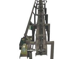 Бревнотаска, цепной транспортер для бревен - фото 2