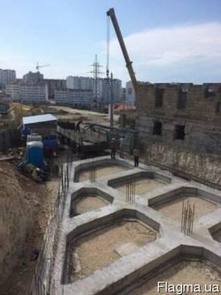 Бригада строителей выполнит услуги в Севастополе