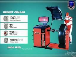 Bright CB 460В - Балансировочный стенд грузовой купить