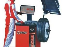 Bright ТК 953 - Стенд для балансировки колёс