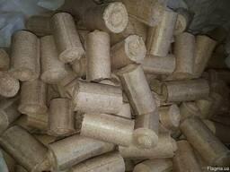 Брикети паливні Nestro із деревини вільхи