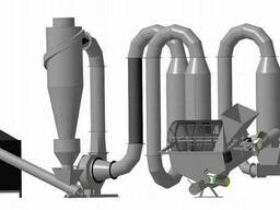 Линия пр-ва топливных брикетов Pini Kay 350-400 кг/ч, пеллет