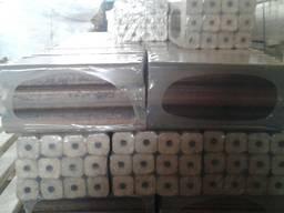 Брикеты топливные типа Piny key и Nestro
