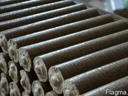 Брикеты древесные Нестро от производителя