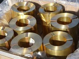 БрКМЦ лента, лента бронзова, берилієва бронза