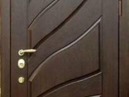 Брони двери, бронированные двери нашего производства