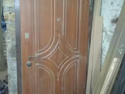 Бронированная дверь в наличии г. Одесса. 2070х950х120