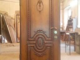 Бронированные двери (любой размер и тип конструкции)