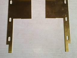 Бронзова пластина для дозувуння клею