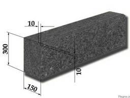 Брукiвка з натурального каменю гранiту, габбро вiд виробника - фото 2