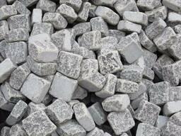Брукiвка з натурального каменю гранiту, габбро вiд виробника - фото 3