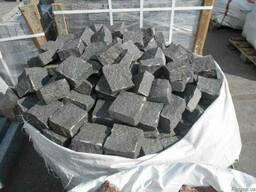 Брукiвка з натурального каменю гранiту, габбро вiд виробника - фото 5