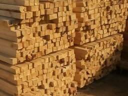 Брусок монтажный для опалубки 50*50 сосновый