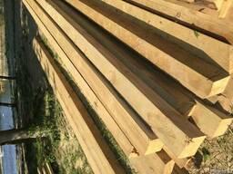 Брус дерево L=6. 0 м 100х200 мм купить
