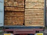 Брус деревянный сухостойный - фото 2