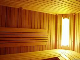 Брус полок, лежак для сауны или бани