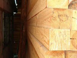 Брус строганный сосновый сухой 20х40 мм