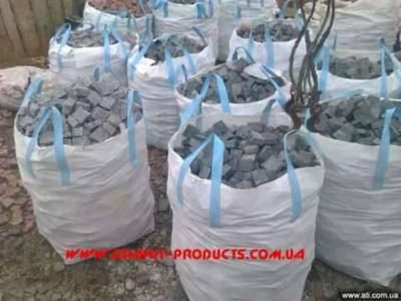 Брусчатка гранитная-тротурная.цена 78 грн
