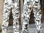 Брюки камуфлированные военные, мужские, женские. - фото 1