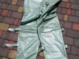 Брюки (штаны) водонепроницаемые (аналог брюк от костюма Л-1)