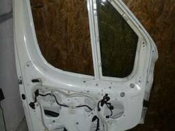 Дверь передняя левая Citroen Jumper 2 2006-2014 (Ситроен Джампер), БУ-129062