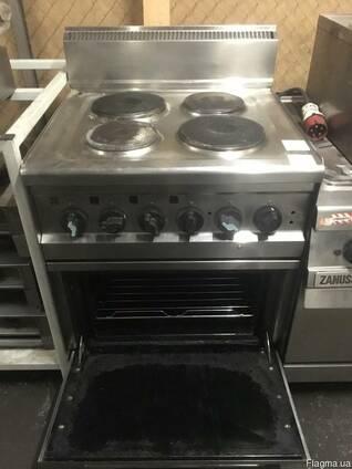 Бу электрическая плита профессиональная Silko для ресторанов