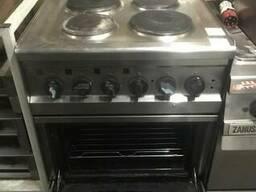 Бу электрическая плита профессиональная Silko для ресторанов - фото 1