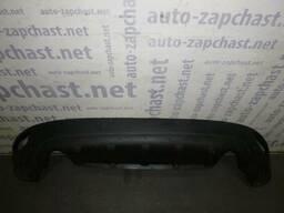 Б/У Губа бампера задняя Volvo XC60 2008-2017 (Вольво. ..