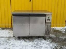 Бу холодильный стол Desmon (Италия) из нержавеки