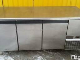 Бу холодильный стол Desmon (Италия) из нержавеющей стали