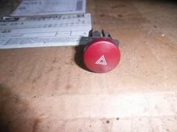 Б/У Кнопка аварийки Citroen Berlingo 1 2002-2009 (Ситроен. ..