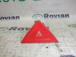 Б/У Кнопка аварийки Renault Koleos 1 2008-2011 (Рено. ..