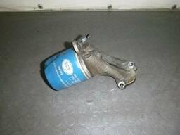 Б/У Корпус масляного фильтра (1, 3 ) Ford Fiesta MK5. ..