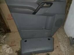 Б/У Оббивка двери перед. лев. (Фургон) Volkswagen Crafter. ..