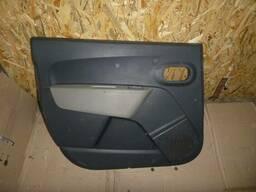 Б/У Оббивка двери зад. лев. Renault Lodgy 2012- (Рено. ..