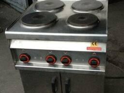 Бу плита электрическая Lotus 4-х конфорочная