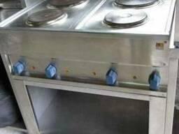 Бу плита электрическая профессиональная Kogast для общепита